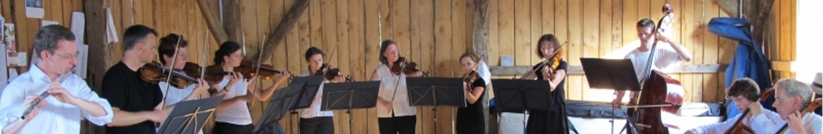 "Ansamblu ""Regler"" – musică baroc din Erfurt"